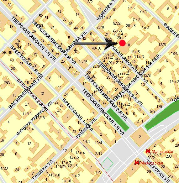 Адрес Телемедицинского центра: